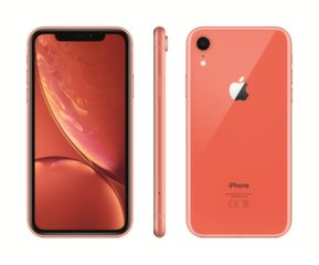 Apple iPhone XR, 256GB, Koraļļu
