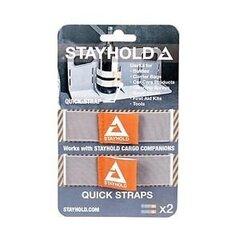 Stayhold kravas fiksēšanas jostas Quick Straps, 2 gab. цена и информация | Авто принадлежности | 220.lv