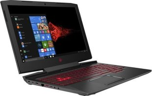 HP Omen 15-ce011nw (2CQ98EA) 8 GB RAM/ 480 GB M.2 PCIe/ 240 GB SSD/ Windows 10 Home