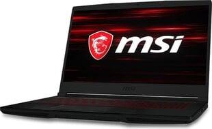 MSI GF63 8RD-013XPL 16 GB RAM/ 128 GB M.2 PCIe/ 240 GB SSD/