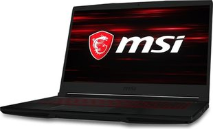 MSI GF63 8RD-095XPL 8 GB RAM/ 256 GB M.2 PCIe/ 1TB HDD/ Windows 10 Home