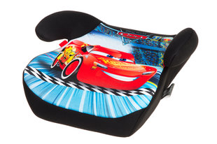 Autosēdeklis Disney Cars, 15-36 kg, Black