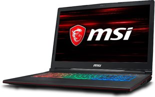 MSI GP73 Leopard (8RE-057XPL) 8 GB RAM/ 512 GB M.2 PCIe/ 512 GB SSD/