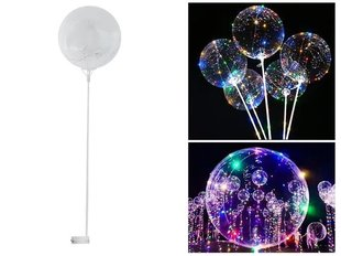 Spīdošs LED balons