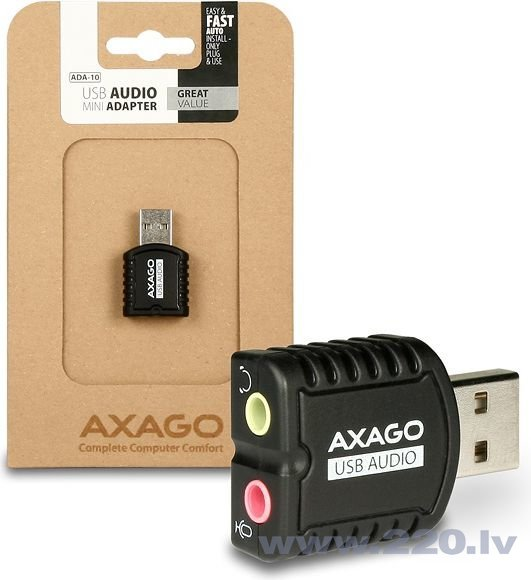 AXAGO USB DRIVERS FOR PC