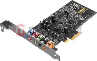 Creative SB Audigy FX (70SB157000000) cena un informācija | Creative SB Audigy FX (70SB157000000) | 220.lv