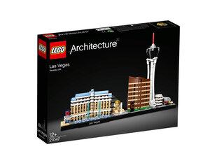 21047 LEGO® ARCHITECTURE, Las Vegas cena un informācija | 21047 LEGO® ARCHITECTURE, Las Vegas | 220.lv