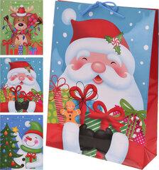 Ziemassvētku dāvanu maisiņš Salavecis