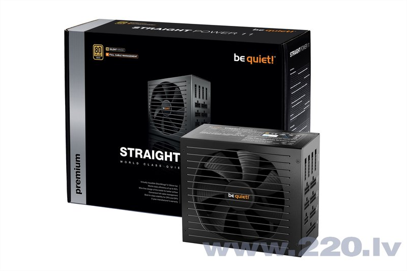 be quiet! Straight Power 11 850W (BN284) lētāk