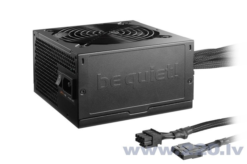 be quiet! System Power B9 600W Bulk (BN209) internetā