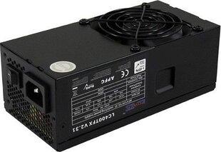 LC-Power 350W (LC400TFX V2.31) cena un informācija | Barošanas bloki (PSU) | 220.lv