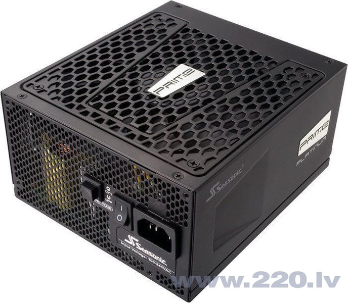 SeaSonic PRIME Platinum 750W (SSR-750PD) cena