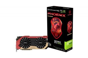 Gainward GeForce GTX 1070 Ti Phoenix 8GB GDDR5 (256 bit) DVI-D, HDMI, 3xDP, BOX (426018336-3972)