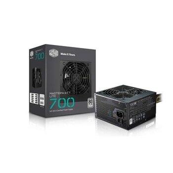 Cooler Master MasterWatt Lite 700W (MPX-7001-ACABW-ES) cena un informācija | Barošanas bloki (PSU) | 220.lv