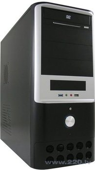 LC-Power 7005B (420W) (LC7005B) cena un informācija | Datora korpusi | 220.lv