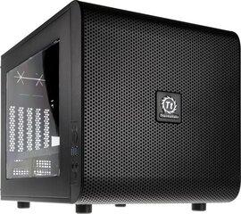 Thermaltake Core V21 (CA-1D5-00S1WN-00) cena un informācija | Datora korpusi | 220.lv