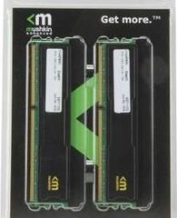 Mushkin UDIMM DDR3 8GB (2x4GB) 1600MHz, CL9, Stealth Stiletto black Dual (996995S)