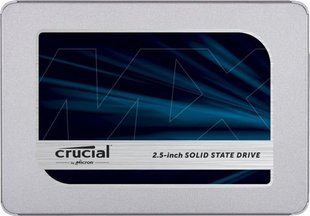 Crucial MX500 500GB SATA3 (CT500MX500SSD1)