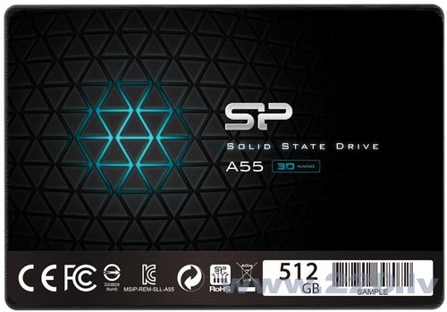 Silicon Power Ace A55 512GB SATA3 (SP512GBSS3A55S25)