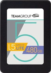 Team Group L5 Lite Series 480GB SATA3 (T2535T480G0C101)