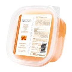 Восстанавливающая и освежающая парафиновая маска для тела Bielenda Professional  Apricot Beeswax & Macadamia Oil 400 г