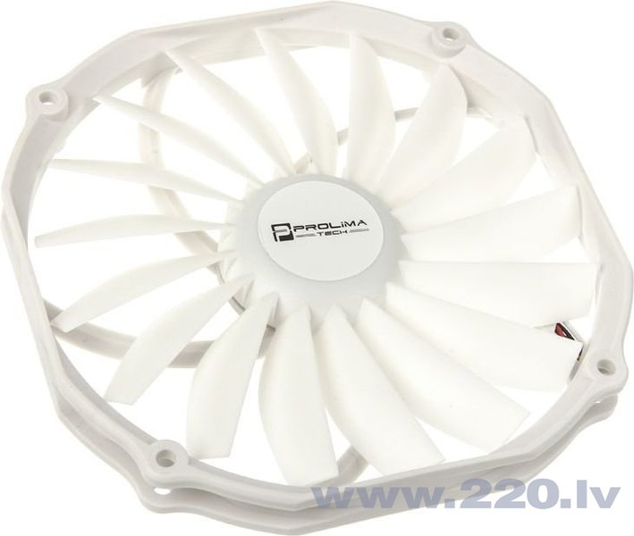 Prolimatech Ultra Sleek Vortex 140mm White