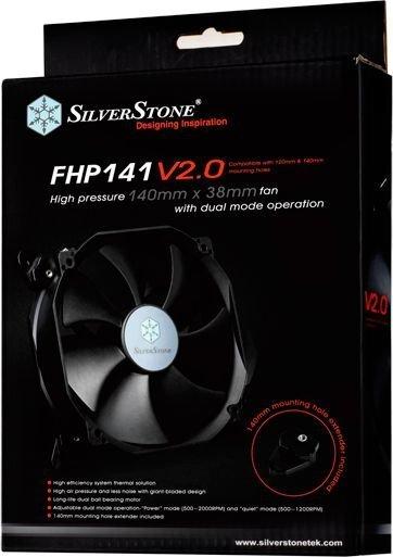 SilverStone SST-FHP141 atsauksme