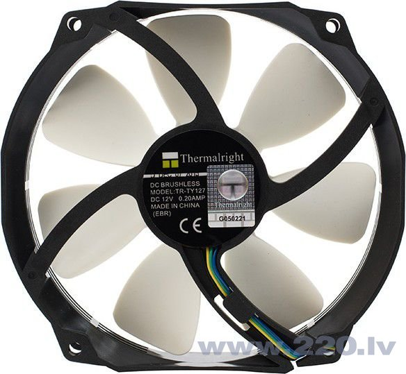 Thermalright TY 127 120mm PWM cena