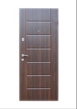 Dzīvokļu durvis AQ - 54, tumšais rieksts, daž. izmēri cena un informācija   Dzīvokļu durvis AQ - 54, tumšais rieksts, daž. izmēri cena un informācija   Ārdurvis   220.lv   220.lv