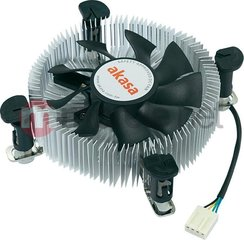 Akasa Heatsink and Fan includes Embedded 8cm PWM Fan with S-Flow Blades (AK-CCE-7106HP)