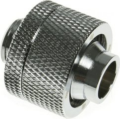 """BitsPower 1/4"""" connector for 19/13 mm hose - Silver (BP-CPF-CC5)"""