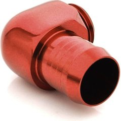 BitsPower Fitting Angled 1/4 inch - ID 13mm Red (BP-DBRWP-C26)