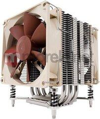 Noctua i4 CPU Cooler for Intel Xeon CPU LGA2011, 1356 and 1366 Platforms (NH-U9DXi4) cena un informācija   Procesora dzesētāji   220.lv
