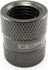 "XSPC G1/4"" Black Chrome (5060175584939)"