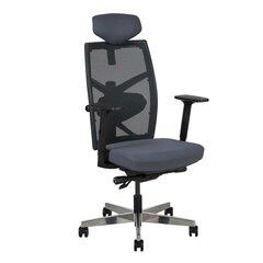 Biroja krēsls Tune, pelēks