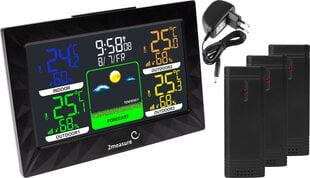 Meteoroloģiskā stacija 2measure 260708 cena un informācija | Meteostacijas, termometri | 220.lv