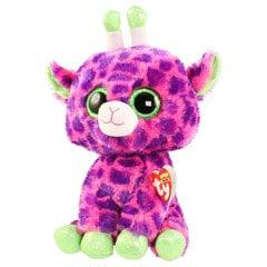Plīša žirafe TY Beanie Boos Gilbert, 37142 cena un informācija | Plīša žirafe TY Beanie Boos Gilbert, 37142 | 220.lv