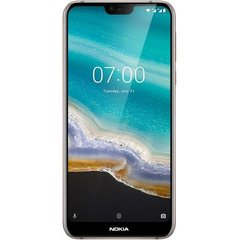 Nokia 7.1 Dual 32GB steel