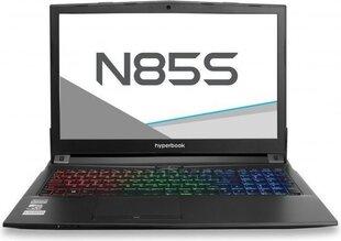 Hyperbook N85S i7-8750H/8GB/1000 GTX1060 32 GB RAM/ 256 GB SSD/ Windows 10 Home PL