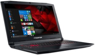 Acer Predator Helios 300 (NH.Q3DEP.005) 32 GB RAM/ 512 GB M.2 PCIe/ 120 GB SSD/ Win10H
