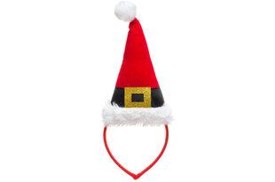 Ziemassvētku cepure ar galvassaiti