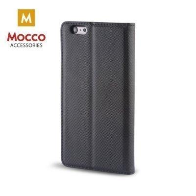 Atverams maciņš Mocco Smart Magnet priekš Xiaomi Redmi 6A, melns cena