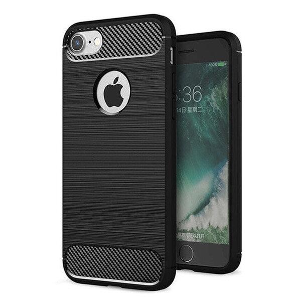 GSM City, priekš iPhone 6/6 S, Melns