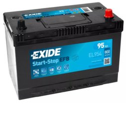 Akumulators EXIDE EL954 95 Ah 800 A