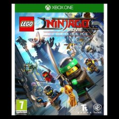Microsoft XOne Lego The Ninjago Movie