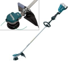 Bezvadu trimmeris Makita Twin 18 V