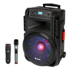 ZND_ Liberator Stage Speaker (Bluetooth + NFC)