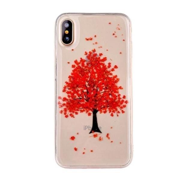 Etui Flower telefona maciņš Huawei P8 lite 2017 modelis 10 P9 lite 2017