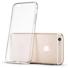 Ultra Clear 0.5mm Case Gel TPU maciņš telefonam LG X Power K220 caurspīdīgs