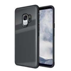 Tempered Glass maciņš telefonam Samsung Galaxy S9 G960 pelēks
